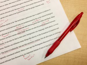 Language Editing & Proofreading